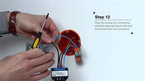 relay switch installation youtube