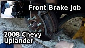 Fix It Right     Front Brake Job