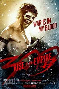 300 Rise of an Empire Jack O'Connell Poster: War Is in My ...
