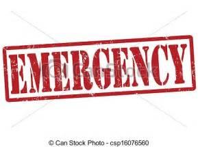 Emergency Logo Clip Art