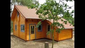 Holzhaus Ferienhaus Bauen : blockhaus bauen mit blockhaus 24 dr jeschke holzbau youtube ~ Markanthonyermac.com Haus und Dekorationen