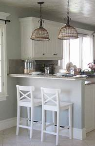 25, Stylish, Kitchen, Bar, Counters, For, Open, Layouts