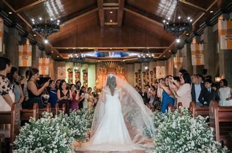 simple wedding in silang philippines wedding