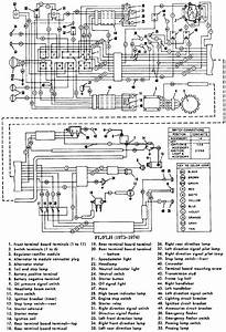 Harley Davidson Flh Wiring Diagram