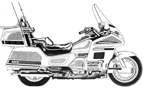 Goldwing Cliparts