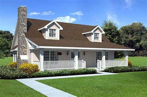 country cape  house plans home design gar