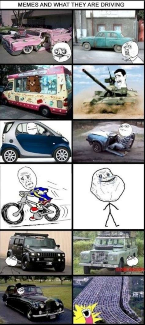 Cars Memes - funny car compilation 24 pics