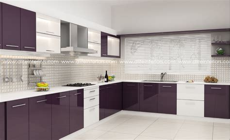 modern kitchen island ideas 5 styles of customized modular kitchens in kerala
