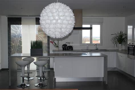 cuisine grise et cuisine grise et blanche photo 1 7 3511728