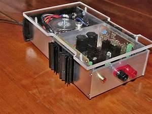 The 5002 Project  A Diy Mono Amp Block