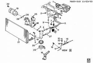 Chevrolet Lumina A  C Refrigeration System