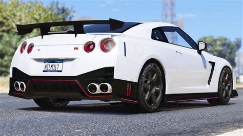 Nissan Gtr Picture by 2017 Nissan Gtr Nismo Add On Replace Gta5 Mods