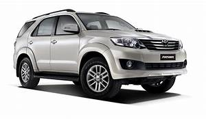 Toyota Fortuner now with five-speed auto - Autocar India