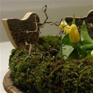 Osterdeko Basteln Aus Holz : mooskranz basteln und dekorieren ~ Orissabook.com Haus und Dekorationen