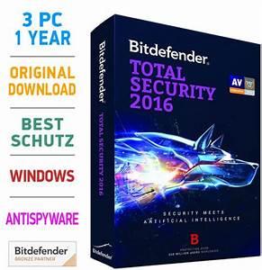 Avast Rechnung : bitdefender total security 2016 2017 3 pc 1 jahr multilingual sicherheitsl sungen bitdefender ~ Themetempest.com Abrechnung