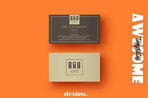 Printable Editable Recipe Cards Free Coffee Business Card Template Creativetacos