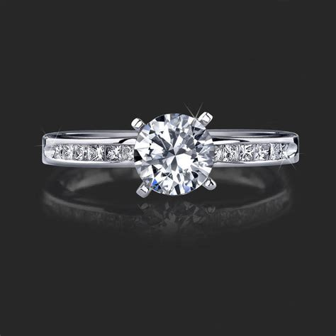 traditional engagement rings  unique engagement rings