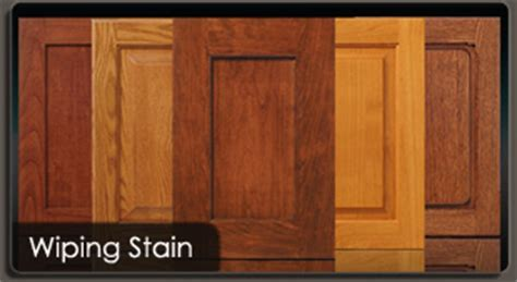 About Wood Stains and Paints on Cabinets and Wood