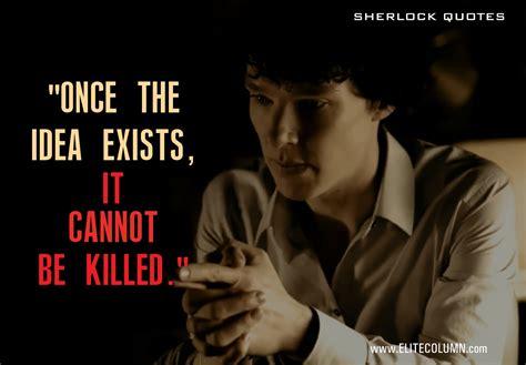sherlock quotes series detective popular elitecolumn fascinating sivakumar naveen source