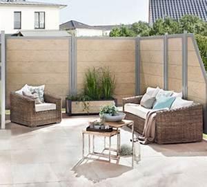 zaun profi zaune sichtschutzzaun gartenzaun online kaufen With französischer balkon mit gartenzaun metall doppelstab gitterzaun