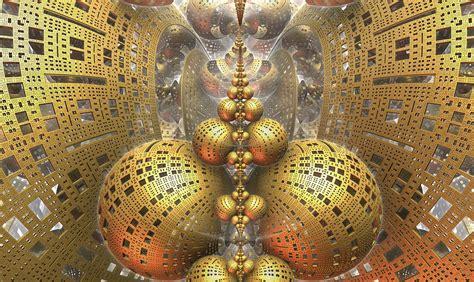 fractal complexity render  image  pixabay