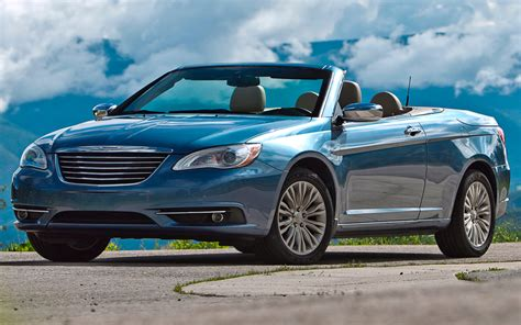 2011 Chrysler 200 Review by 2011 Chrysler 200 Review And Rating Motor Trend