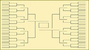 blank march madness bracket to print for 2017 ncaa With blank march madness bracket template