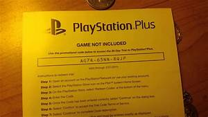 Playstation Plus Gratis Code Ohne Kreditkarte : merry christmas free ps plus code youtube ~ A.2002-acura-tl-radio.info Haus und Dekorationen