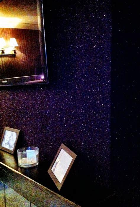 purple glitter wall paper wallpaperpaint pinterest