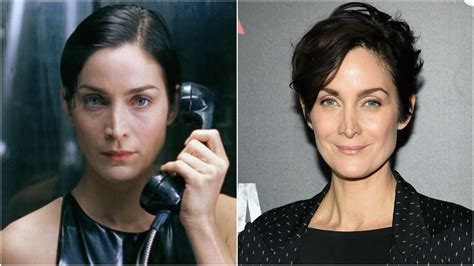 actress long of 2016 movie keanu the matrix turns 18 see the cast then and now photos