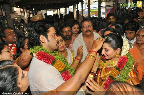 sreesanth bhuwneswaris marriage reception stylish