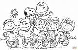 Coloring Peanuts Snoopy Gang Printable Characters Colouring Charlie Brown Sheets Halloween Ace Flying Grocery Supercoloring Template Cartoon Adult Fall Disney sketch template