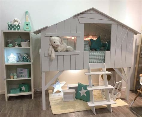 mathy  bols tree house bed single diddle tinkers