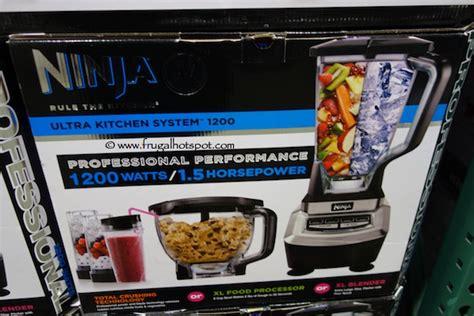 costco sale ninja ultra kitchen system 1200 frugal hotspot