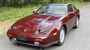 One-owner 14k-mile 1988 Nissan 300zx For Sale On Bat Auctions