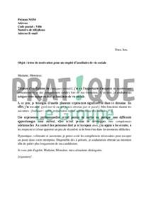 Lettre De Motivation Vie by Lettre De Motivation Vie Exemple Lettre De Motivation 2017
