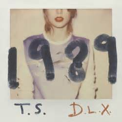 album 1989 deluxe by