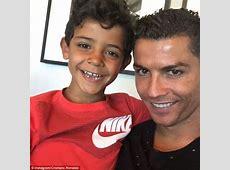 Cristiano Ronaldo shares sweet snap of fiveyearold son