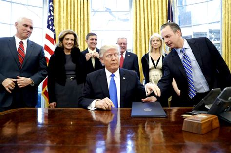 staffers salon exit trump staff administration scandal
