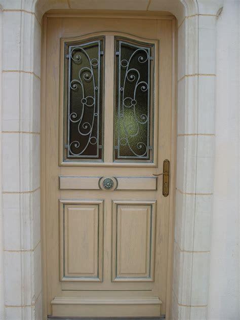 porte entree maison peintures et enduits 224 angers par le peintre thierry chatelain