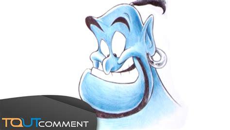 le genie de la le dessin du g 233 nie d comment dessiner un personnage de disney