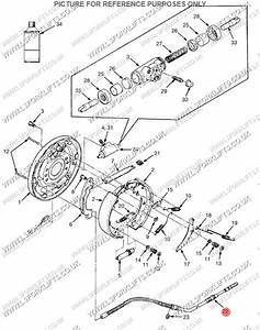 Hyster Hand Brake Cable  Ls5123