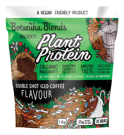 As a coffee enthusiast, do you know how many grams of coffee for espresso? Botanika Blends Vegan Plant Protein - Double Shot Iced ...