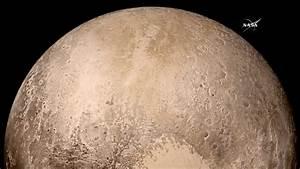 New Horizons reveals hazy skies on Pluto, beautiful 'true ...