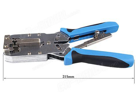 crimping utp talon utp stp cat6 cable lug crimping tool view cat6 crimping