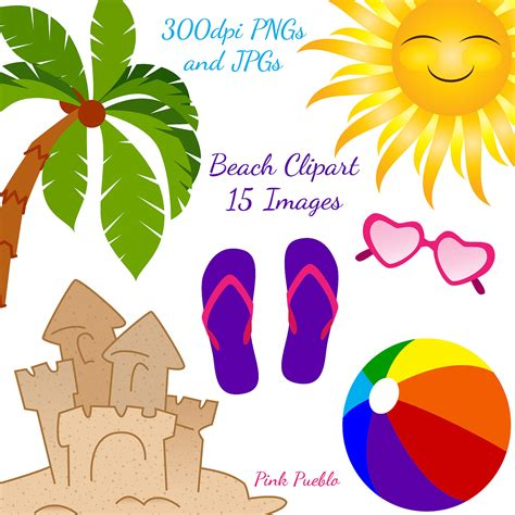 Vacation Clipart Summer Clipart Vacation Pencil And In Color Summer
