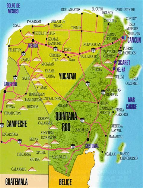 mapas de  terminales autobuses ciudad de merida
