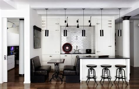 black and white kitchens with color black and white kitchens ideas photos inspirations 9282