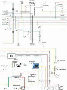 Cg125 Diagrama El U00e9ctrico