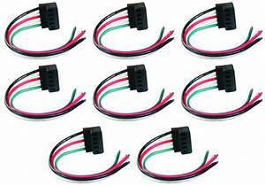 Jr Products 13945 Slide Out Switch Wiring Harness 8 Pack